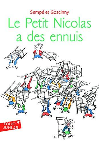 Petit Nicolas Ennuis: A Des Ennuis (Folio Junior)