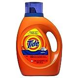 Tide Laundry Detergent Liquid,...