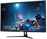 Sceptre New 32' QHD 1440p 2560x1440 LED Monitor HDMI DisplayPort up to 85Hz Build-in Speakers Blue Light Shift, Machine Black 2020