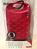 Vivitar Infinite Bluetooth Speaker - Red - Limited Edition