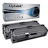 Alphaink 2 Toner Compatibile con Samsung MLT-D1042S versione da 1500 copie per stampanti Samsung ML-1660 1665 1666 1670 1672 1674 1675 1678 1860 1865 SCX-3000 3200 3205