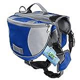 Lifeunion – Bolsa mochila para perro, bolsa de viaje senderismo, camping