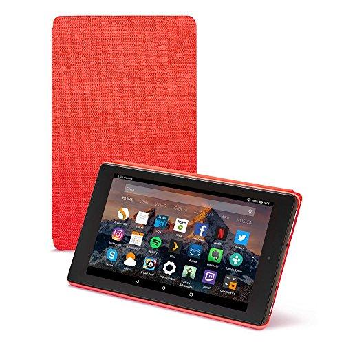 Amazon - Custodia originale per Fire HD 8 (tablet 8'', 7 e 8 generazione, modelli 2017 e 2018),...