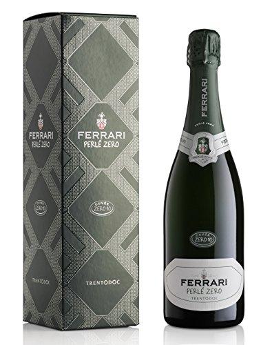 Trento D.O.C. Perl Zero Cuve Zero 2011 Cantine Ferrari Bollicine Trentino Alto Adige 12,5%