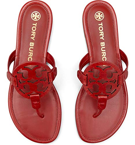 519dcEBf4eL Leather: Cowhide Rubber sole Croc-embossed leather, Oversized logo emblem, Padded footbed