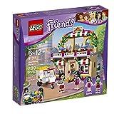 LEGO Friends - La pizzeria d'Heartlake City - 41311 - Jeu de Construction
