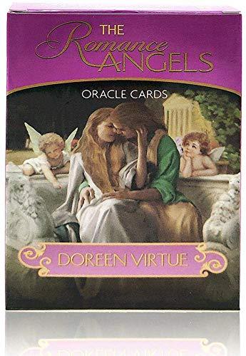 Romance Angel Oracle Cards, Mini Tarot Cards Deck Romance...