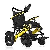 Forcemech Navigator - All Terrain Folding Electric Wheelchair (Navigator XL) - 6th Generation 2021 Model