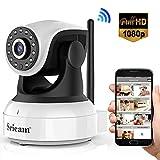 Sricam Caméra IP Wifi, Caméra de Surveillance Intérieure 1080P HD...