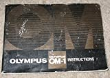Olympus OM 1 35 mm Camera Manual and Instructions