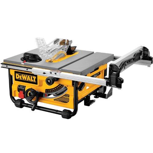 DEWALT DW745 10-Inch Compact Job-Site Table Saw Review