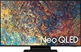 Samsung 138 cm (55 inch) 4K Ultra HD Smart Neo QLED TV QA55QN90AAKLXL (Black) (2021 Model)
