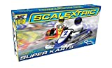 Scalextric Super Karts 1: 32 Scale Slot Car Playset