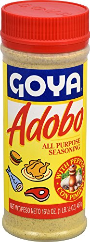 Adobo Seasoning With Pepper
