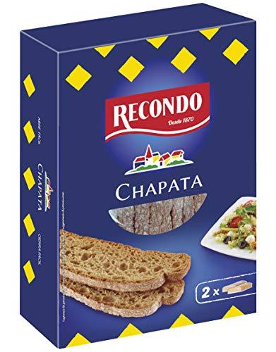 Recondo Pan Tostado Chapata, 167g