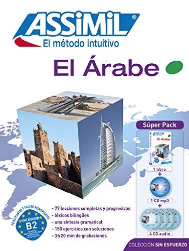 El Arabe Alumno (CD4+Mp3) (Senza sforzo)