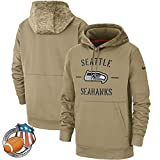 ★ Loose and comfortable: long sleeve hoodie. NFL Rugby Sweatshirts Comfortable sweaters, warmth, are the favorite clothes for sports fans, suitable for autumn and winter.. ★ Features: Sports technology fabric, good cut and design, the first choice fo...