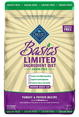 Blue-Buffalo-Basics-Limited-Ingredient-Diet-Grain-Free-Natural-Indoor-Adult-Dry-Cat-Food-Turkey-Potato-11-lb