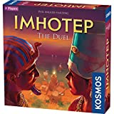 Imhotep: The Duel - A Kosmos Game from Thames & Kosmos   2-Player Version of Spiel Des Jahres-Nominated Imhotep, Builder of Egypt Board Game