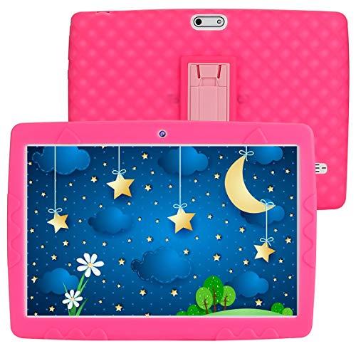 Tablet para Niños 10 Pulgadas Android 10.0 3G Dual SIM Card 3GB...