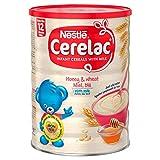 Nestlé CERELAC Miel/Blé/Lait Dès 12 Mois Halal 1 kg