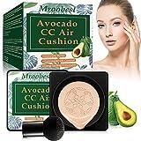 BB Cream, CC Crema, Líquida Fundación, Mushroom Air Cushion, Corrector Base Duradera Hidratación, Hidratante Corrector Permeable al aire, Brillo natural