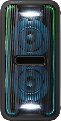9. Sony GTKXB7BC High Power Home Audio System with Bluetooth