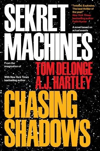 Sekret Machines Book 1: Chasing Shadows Collectible Edition