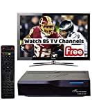 Catvision Doordarshan Freedish MPEG 2 Standard Definition Set Top Box