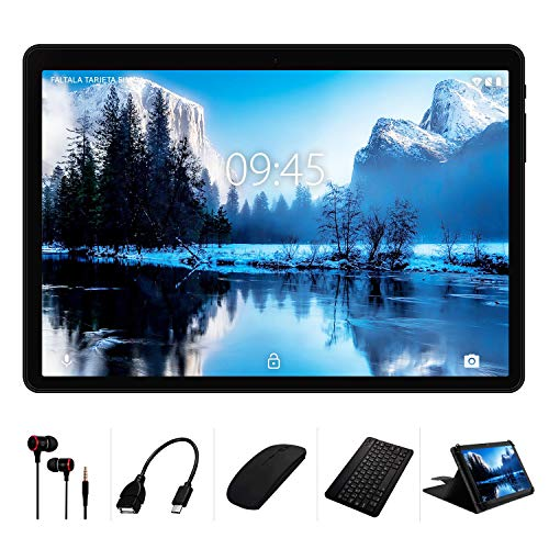 Tablet 10 Pollici con wifi offerte YESTEL X7 Android 8.1 Tablets con 4GB RAM 64GB ROM+ Espanso 128...