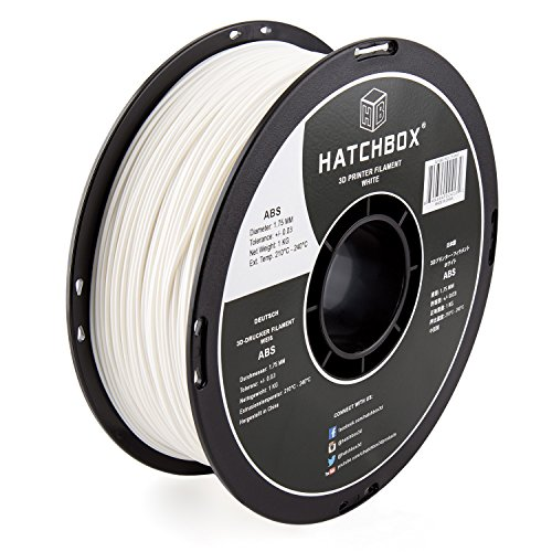 HATCHBOX ABS 3D Printer Filament