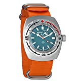 Watch of official supplier of the Defense Department of the Soviet Union 200 m (20 Bar) Water Resistant Dimensions: approx. 48mm x 41mm, lug size - 22mm