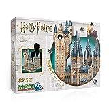 Wrebbit 3D-La Torre de la Astronomía de Hogwarts Puzzle 3D, Multicolor (W3D-2015)