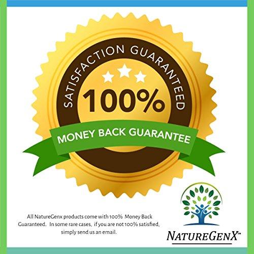 NatureGenX - Leptin XT (2-Pack) Leptin Rresistance Supplements for Weight Loss -Leptin Hormone Supplements - Vegan - 60 Pills -Leptin Burn for Women 5