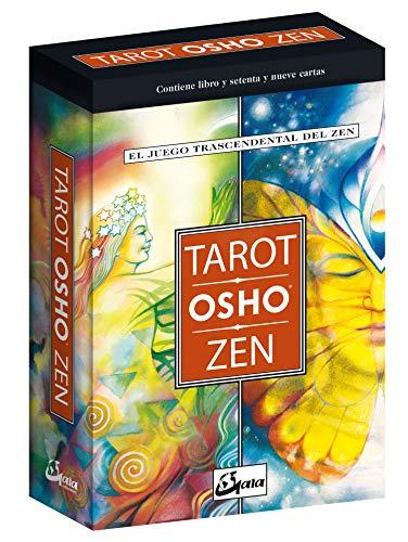 Tarot Osho Zen: El juego trascendental del zen (Tarot,...