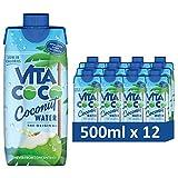 Vita Coco Eau de Coco Pure 500 ml - Pack de 12