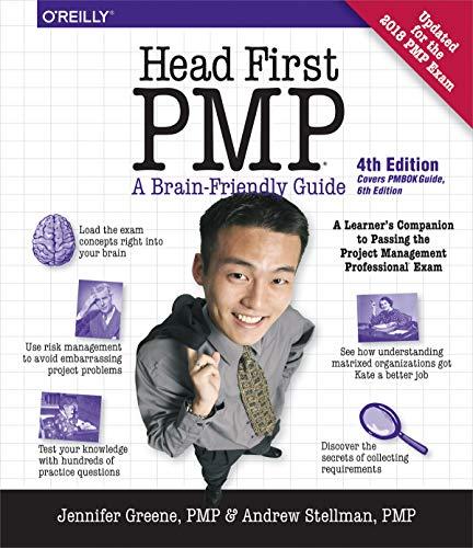 Cabeza primero PMP 4e