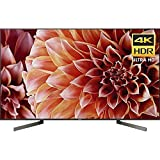 Sony XBR65X900F 65-Inch 4K Ultra HD Smart LED Android TV with Alexa Compatibility - 2018 Model