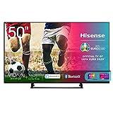 Hisense 50AE7210F, Smart TV LED Ultra HD 4K 50', Single Stand, HDR...