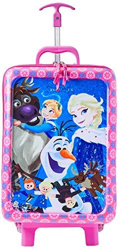 Mala Poli 3D Disney Frozen, 40 X 30 X 20, Dermiwil 51973, Multicor
