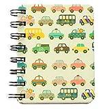 JUNGEN Journal Intime Carnet de Notes Journal de Voyage à Gratter Travelogue Papier Cahier de...