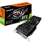 Gigabyte GeForce RTX 2060 Gaming OC Pro 6G Graphics Card, 3X Windforce Fans, 6GB 192-bit GDDR6, Gv-N2060GAMINGOC Pro-6GD REV2.0 Video Card
