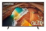 Samsung QN75Q60RAFXZA Flat 75' QLED 4K Q60 Series (2019) Ultra HD Smart TV with HDR and Alexa...