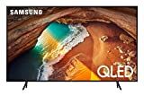Samsung QN43Q60RAFXZA Flat 43-Inch QLED 4K Q60 Series Ultra HD Smart TV with HDR and Alexa Compatibility (2019 Model)