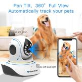 Pet-Camera-VSTARCAM-Dog-Camera-with-Laser-Wireless-Cat-Camera-1080P-Baby-Monitor-Camera-with-2-Way-Audio-Night-Vision-Sound-Motion-Alerts-APP-Remote-Control-Home-Security-Camera-for-Pet-Baby