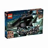 Disney Lego - Pirates des Caraïbes 4184: Black Pearl