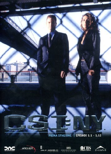 CSI - New YorkStagione01Episodi01-12