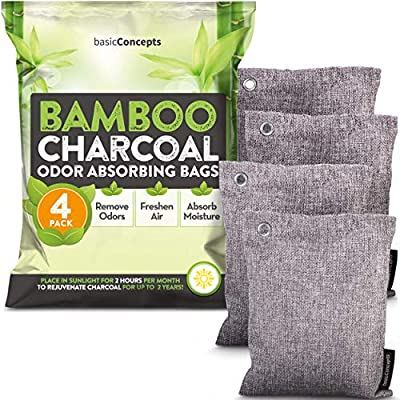 🚫 Fight Bad Odors - Grab a charcoal air purifying bag and freshen up your car or home. A bamboo charcoal air purifying bag is the most effective, all-natural way to deodorize & absorb odors from the air. The activated charcoal bags act like a sponge ...