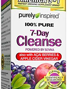 Purely Inspired Organic 7 Day Cleanse, Unique Senna Leaf Extract Formula with Antioxidant (Vitamin C), Superfruits… 10 - My Weight Loss Today