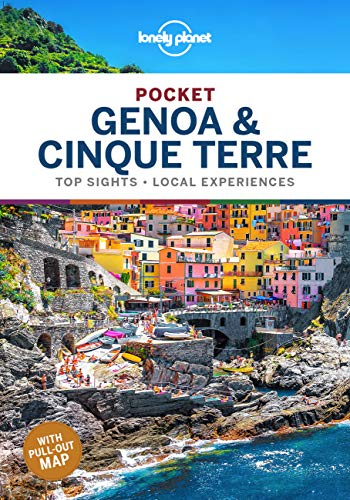 Lonely Planet Pocket Genoa & Cinque Terre [Lingua Inglese]: top sights, local experiences